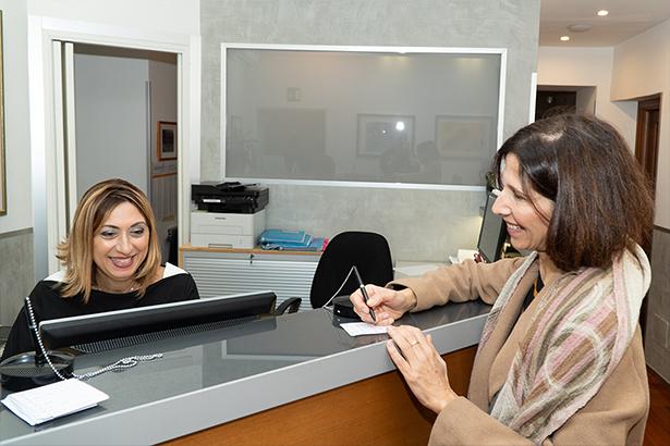 Visita ortodontica Roma Prati